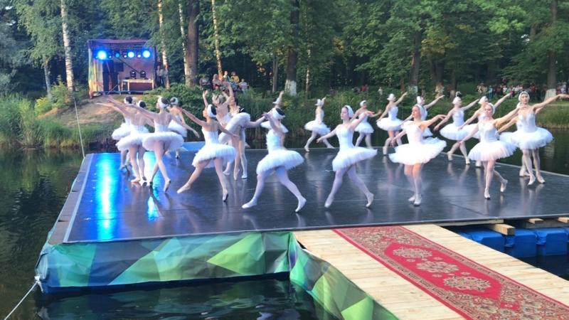Шоу Лебединое озеро в Майданово смотреть онлайн без регистрации