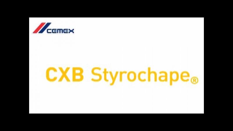 CXB Styrochape® Un béton léger, idéal pour lisolation (thermique, sonore) de vos constructions