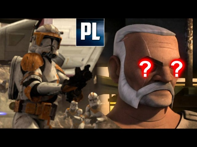 Командир Коуди после Войн Клонов. Star Wars The Clone Wars. ЛорЗВ193