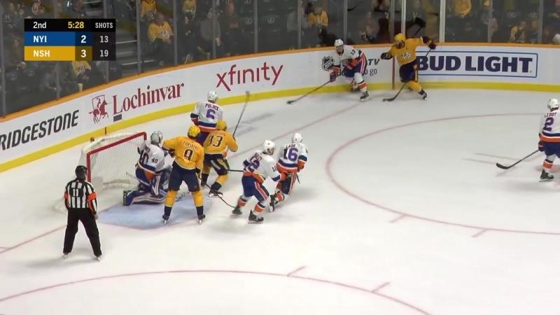 New York Islanders vs Nashville Predators – Oct.13, 2018 ¦ Game Highlights ¦ NHL 18-19