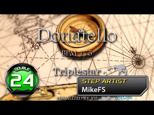 Donatello D24 | Michaello | UCS by MikeFS [PUMP IT UP XX UCS 2019] ✔