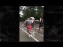 тренировка Конора МакГрегора в Центральном Парке Нью-Йорка | 2018