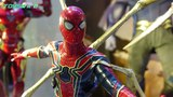 Hot Toys Avengers: Infinity War Iron Spider 1/6 Collectible Action Figure