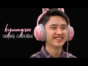 EXO DO KYUNGSOO LAUGHING COMPILATION