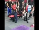 🔥Олег Перепеченов🔥 жмет лежа 260 кг на 3