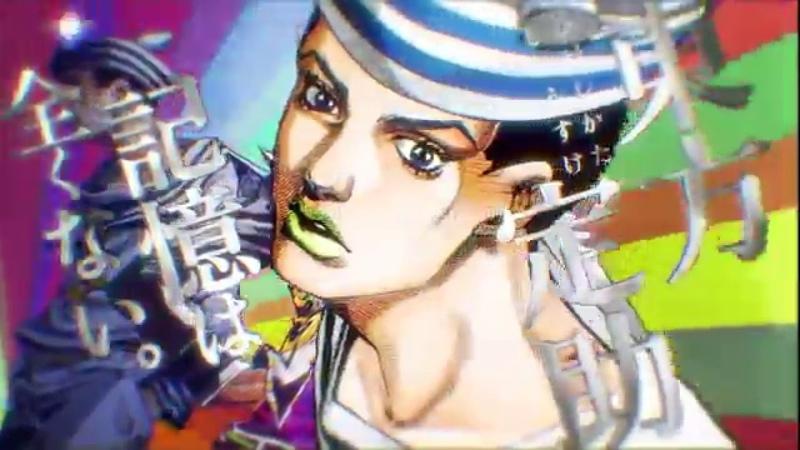 [ MAD - Official ] JoJolion Digital colored manga