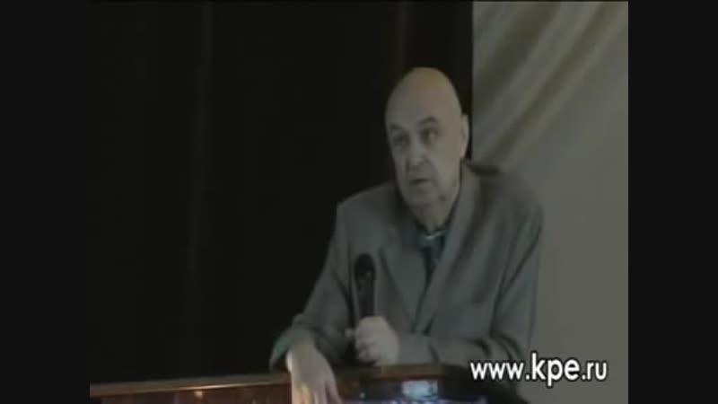 КОБ Выступление Петрова К.П. на съезде КПЕ 2009 -8