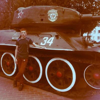 Кирилл Набедо, 16 февраля 1981, Витебск, id208001041
