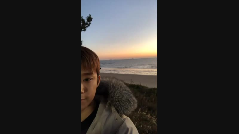 Jaejin insta story (10) 24.10.2018