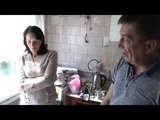 Помощь жительницы Израиля одинокой маме на линии фронта