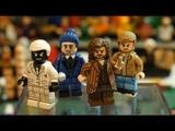 Custom Lego Minifigures 7 Mr Negative, Sirius Black, Danny Rand, Ceaser Flickerman