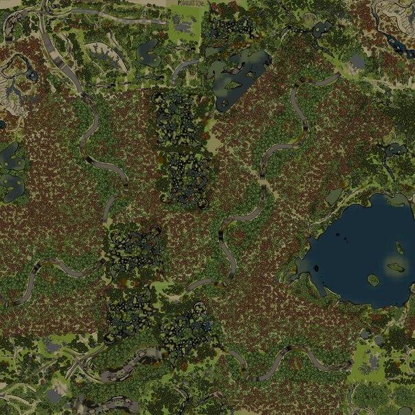 Карта «Участок-12» для 03.03.16
