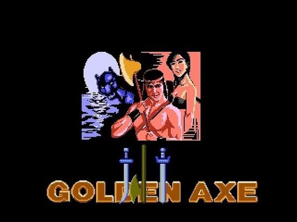 [NES] Golden Axe 3 (UNL)