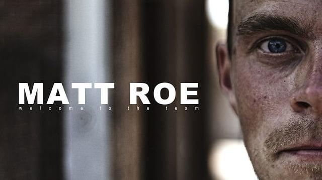 FLYBIKES - WELCOME TO MATT ROE