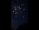 Праздничный фейерверк(125 лет парку им. Белоусова)