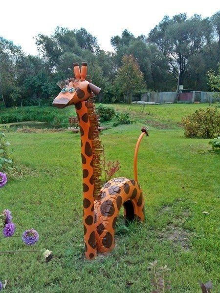 Жираф фото своими руками