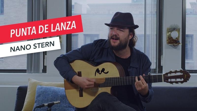 "Nano Stern ""Punta de Lanza"" Live Intimate Performance | Part 44 | Berklee Online"