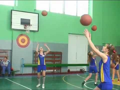 Семінар. Волейбол в Білокуракинській ЗОШ №1 (повна версія), 10.02.2010