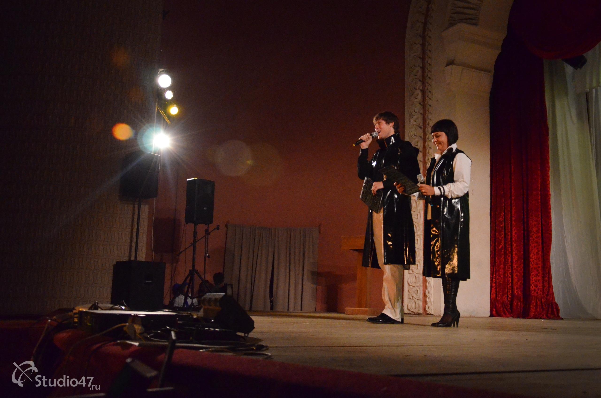 Фестиваль Россия молодая в Борисоглебске