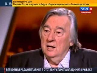 Ведущая 'России 24' Эвелина Закамская о холокосте