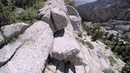 Mt. Whitney Mountaineer's Route Ebersbacher Ledges Ascent HD