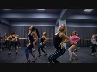HIGH HEELS СHOREO by АНЖЕЛИКА АЛИЕВА | BAZA DANCE PLACE