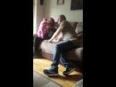 Как напугать дедушку