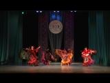 Цыганский танец Мар-Мар. Выступление на фестивале