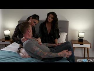 Jessica Jaymes, Silvia Saige [ ПОРНО ВК, new Porn vk, HD 1080, All Sex, Blowjobs, Threesome]