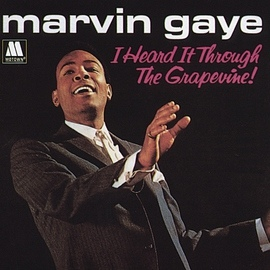 Marvin Gaye альбом I Heard It Through The Grapevine / In The Groove