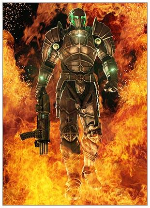 Купить постеры: Halo и Hellgate: London