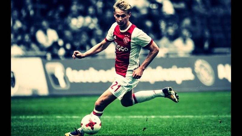Frenkie de Jong ● The Diamond of Ajax ● Full Season Show ● 2017/18