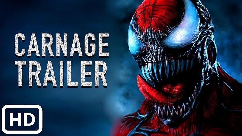 VENOM 2 CARNAGE (2020) Woody Harrelson Movie - Trailer Concept (HD)