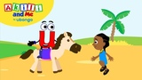 Meet Letter U! Learn the Alphabet with Akili Cartoons from Africa for Preschoolers