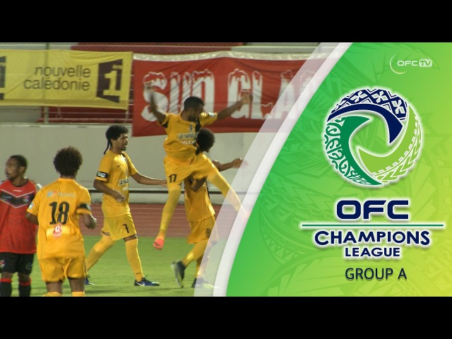 2017 OFC CHAMPIONS LEAGUE | Group A MD3 | AS MAGENTA v MADANG FC