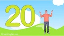 Let's Count to 20 Song For Kids