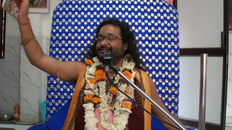 2016-10-27 - Прем Гопал Госвами - Харинам - Радха-кунда