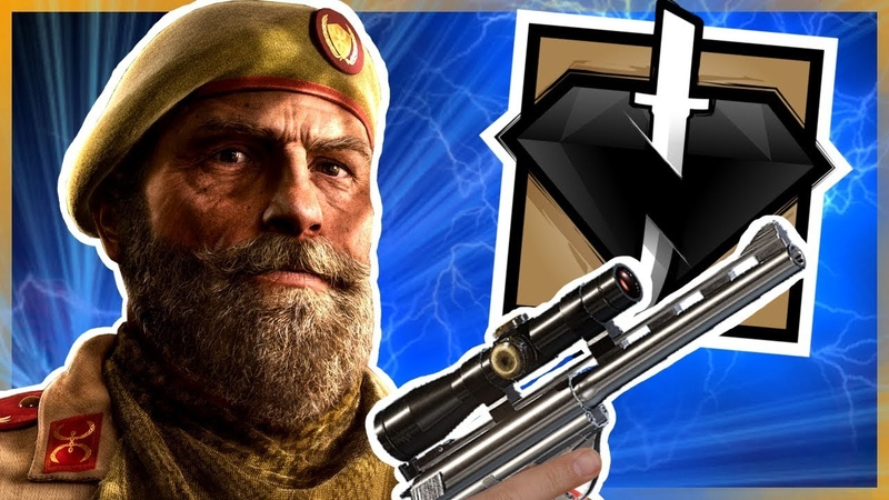 Why You NEED to Play NEW Kaid in Rainbow Six Siege