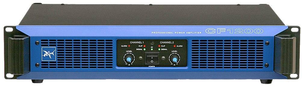 Копия Усилитель звука Park Audio V4-1200 MkII (1200 Вт)