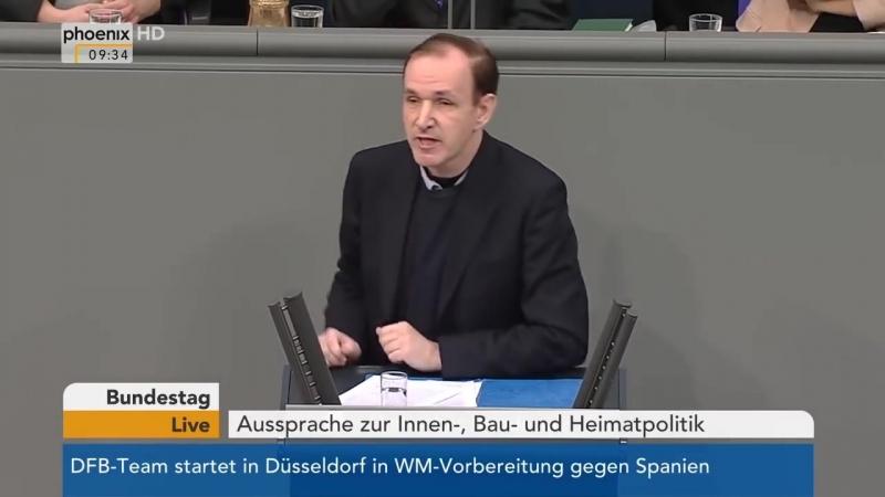 WWW.DOWNVIDS.NET-AfD zerlegt Seehofer-Rede und SPD-Lügen - 23.03.2018