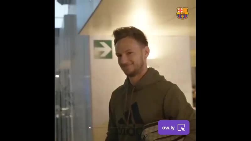 Go behind the scenes and see some exclusive images from BarçaRealSociedad