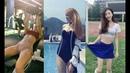 【抖音】小姐姐,球衣VS泳裝,哪個小姐姐的身材最好啊?