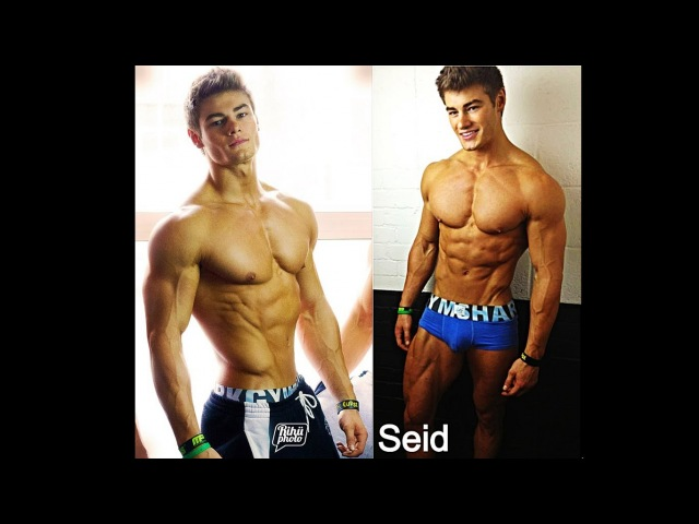 Incredible 18 year old Fitness Model Jeff Seid