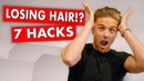 7 Hacks for Fine and Thin Hair | Mens Hairstyle | SlikhaarTV