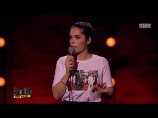 Stand Up: Юля Ахмедова - Большая грудь - главный признак сексуальности