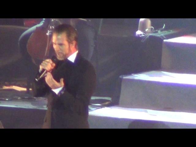 Mozart, l'opéra rock le concert - Quand le rideau tombe (Russia, Saint-Petersburg 10.10.2013)