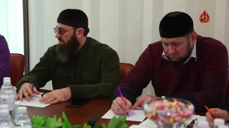 ТРК «Путь» им. А-Х. Кадырова приняла делегацию из Москвы