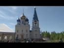 Фестиваль колокольного звона на 6 ом Знаменском Православном фестивале в Щеколдино