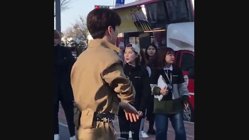 [VK][181113] MONSTA X fancam (Kihyun focus) @ Mini-fanmeeting The Show