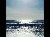 видео море и волны
